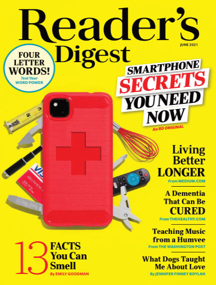 Reader's Digest May 18, 2021 00:00