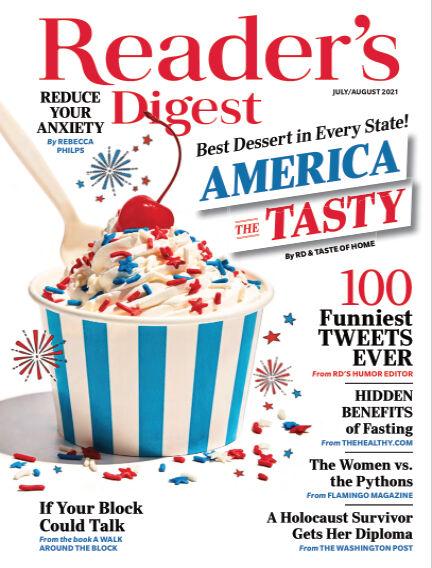 Reader's Digest June 22, 2021 00:00