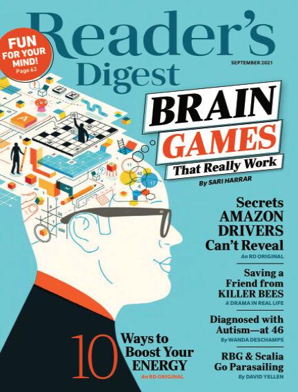 Reader's Digest August 17, 2021 00:00