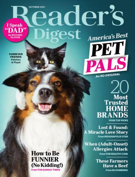 Reader's Digest September 21, 2021 00:00