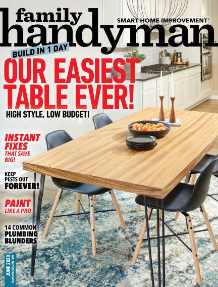 Family Handyman May 19, 2020 00:00