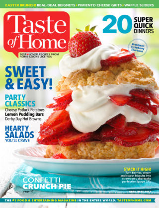 Taste of Home Apr-May 2017