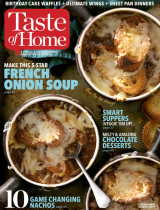 Taste of Home Feb-Mar 2018