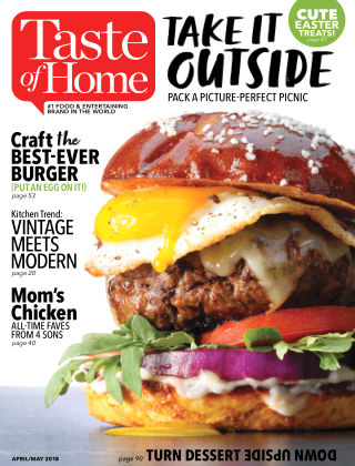 Taste of Home Apr-May 2018