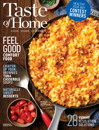 Taste of Home Feb-Mar 2019
