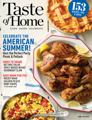 Taste of Home Jun-Jul 2019