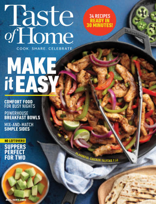 Taste of Home Aug-Sep 2020