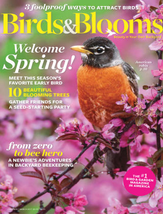 Birds & Blooms Feb-Mar 2017