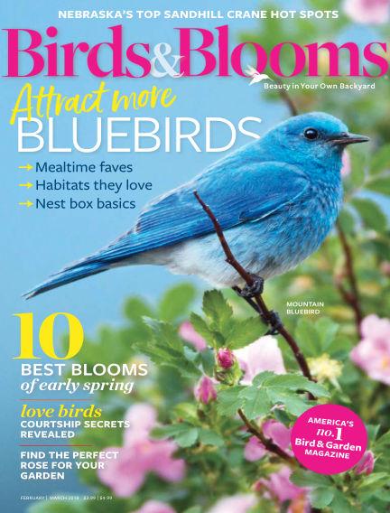 Birds & Blooms January 19, 2018 00:00