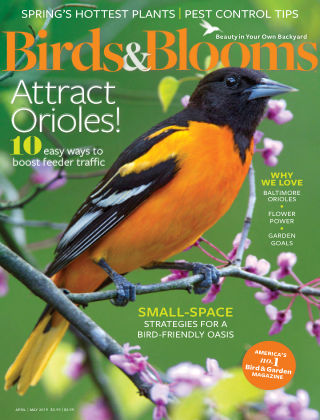 Birds & Blooms Apr-May 2019