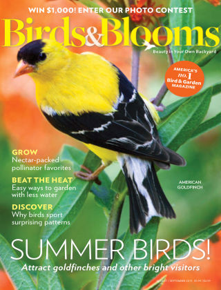 Birds & Blooms Aug-Sep 2019