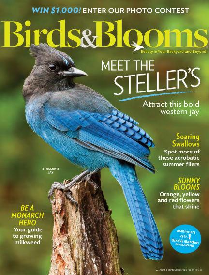 Birds & Blooms July 08, 2020 00:00