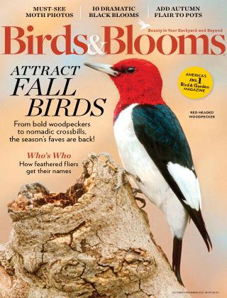 Birds & Blooms Oct Nov 2020