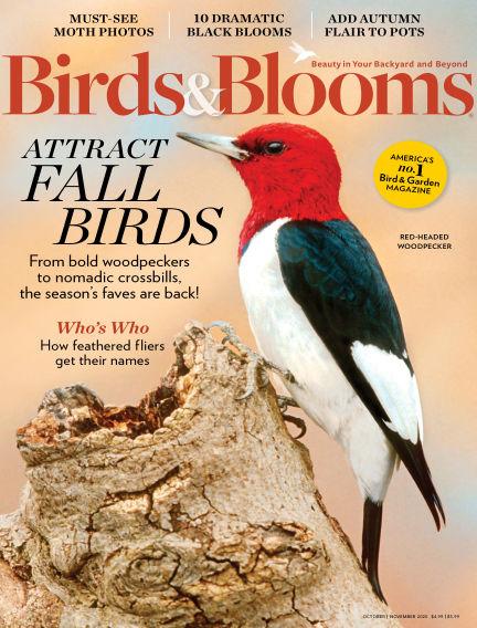 Birds & Blooms September 09, 2020 00:00