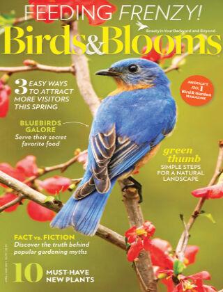 Birds & Blooms AprMay 2021