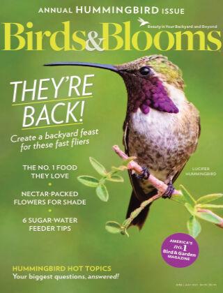 Birds & Blooms JuneJuly_2021