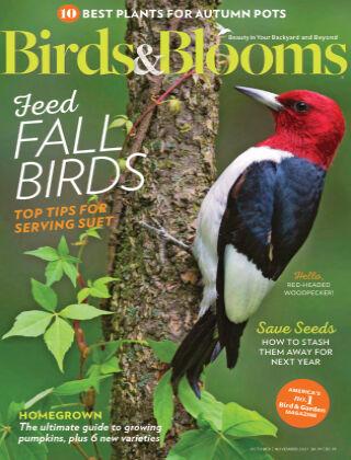 Birds & Blooms OctNov_2021