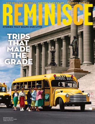 Reminisce Apr-May 2020