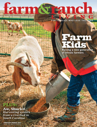 Farm & Ranch Living Feb-Mar 2017