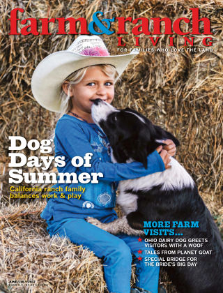 Farm & Ranch Living Jun-Jul 2017