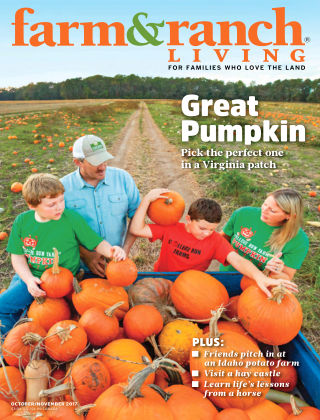 Farm & Ranch Living Oct-Nov 2017