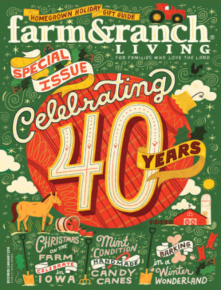 Farm & Ranch Living Dec-Jan 2018