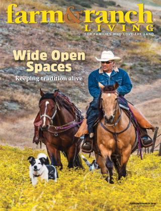 Farm & Ranch Living Feb-Mar 2018