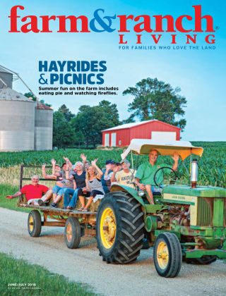 Farm & Ranch Living Jun-Jul 2018