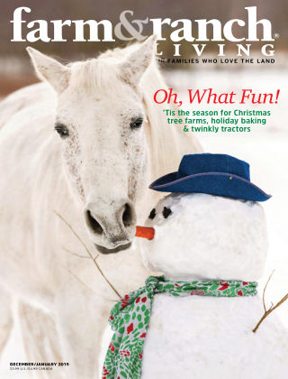 Farm & Ranch Living Dec-Jan 2019