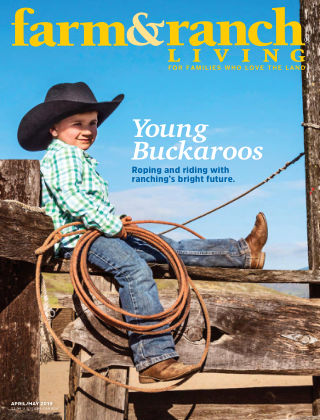 Farm & Ranch Living Apr-May 2019