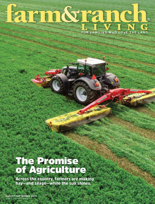 Farm & Ranch Living Aug-Sep 2019
