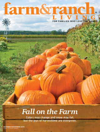 Farm & Ranch Living Oct-Nov 2019