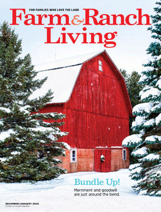 Farm & Ranch Living Dec-Jan 2020