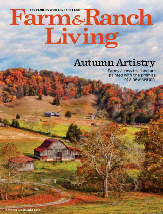 Farm & Ranch Living Oct Nov 2020
