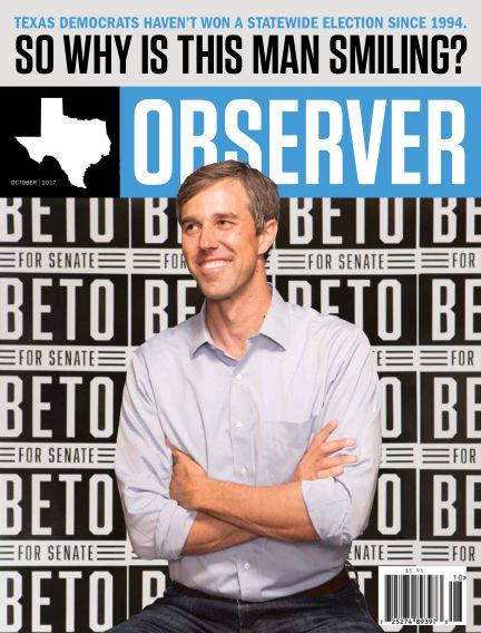 The Texas Observer October 01, 2017 00:00