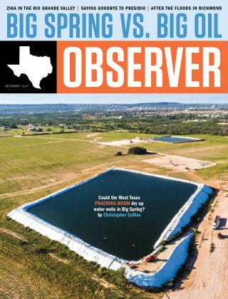 The Texas Observer 2017-12-01