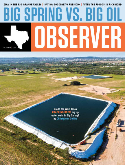 The Texas Observer December 01, 2017 00:00