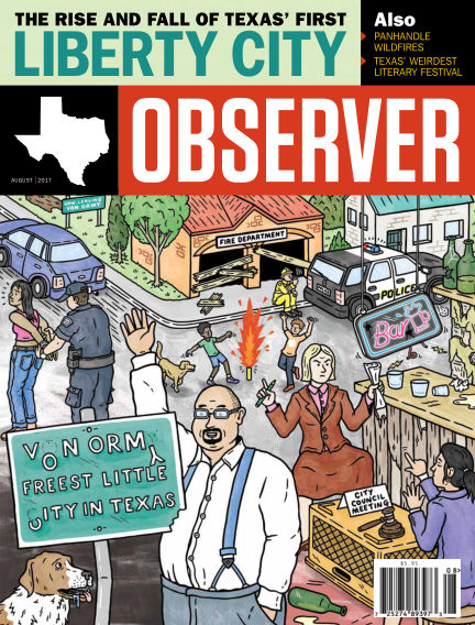 The Texas Observer August 01, 2017 00:00