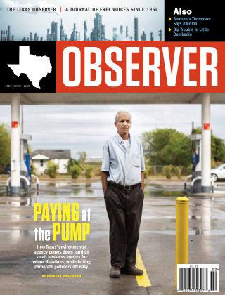 The Texas Observer February 2018