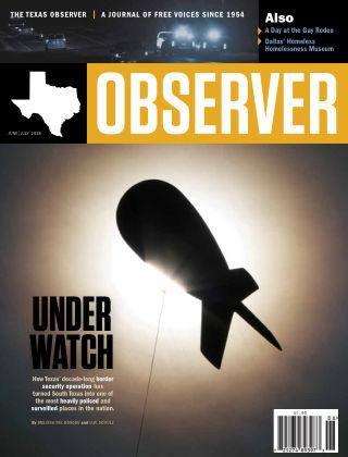 The Texas Observer June 2018