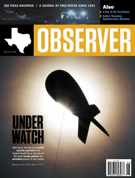 The Texas Observer June 01, 2018 00:00