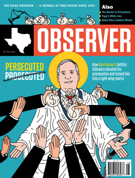 The Texas Observer October 01, 2018 00:00