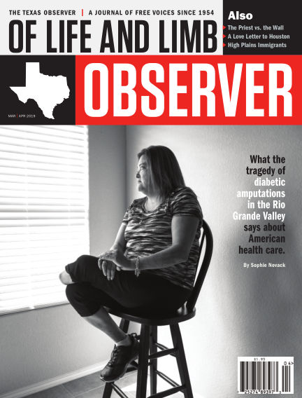 The Texas Observer March 01, 2019 00:00