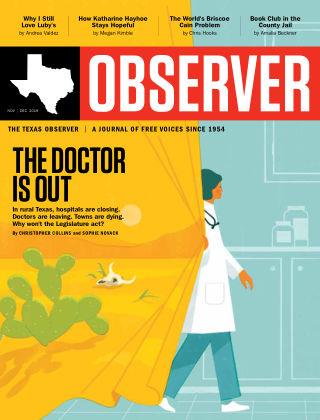 The Texas Observer Nov/Dec, 2019