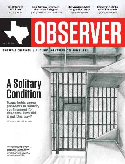 The Texas Observer January 01, 2020 00:00