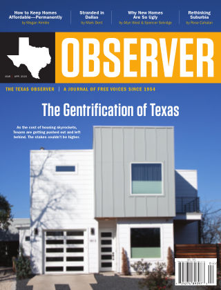 The Texas Observer March/April 2020