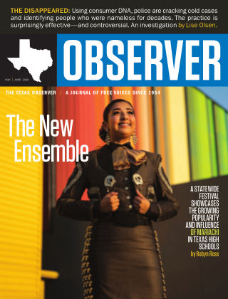 The Texas Observer May/June, 2020