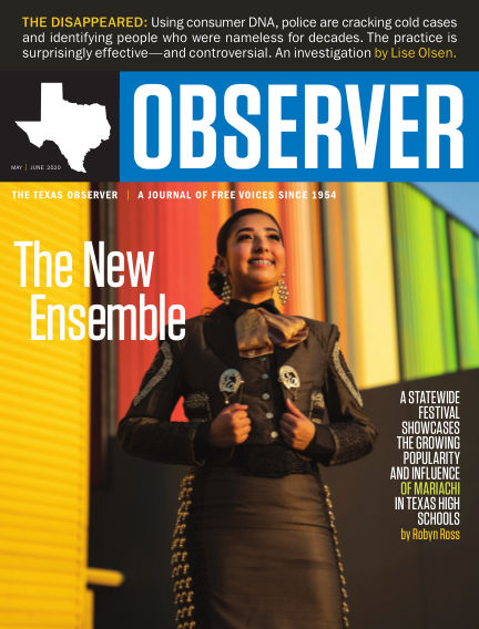 The Texas Observer May 01, 2020 00:00