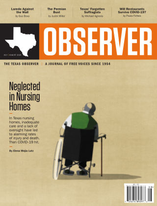 The Texas Observer July/August, 2020