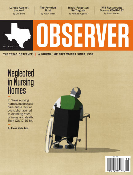The Texas Observer July 01, 2020 00:00